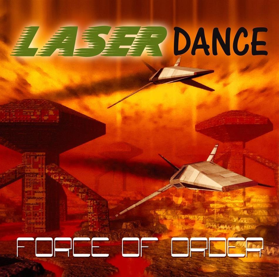Laserdance - Force Of Order