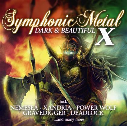 Symphonic Metal - Vol. 10 - Dark & Beautiful (2 CDs)
