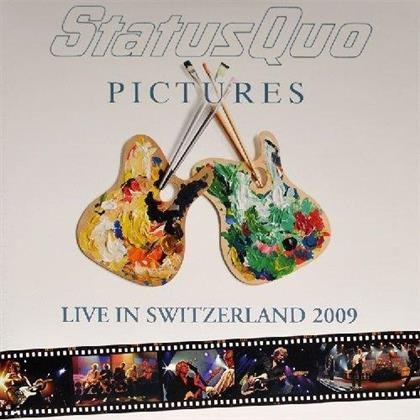 Status Quo - Pictures - Live In Switzerland (Limited Edition, 2 LPs)