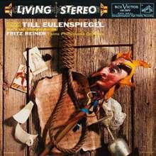 Richard Strauss (1864-1949), Fritz Reiner & Wiener Philharmoniker - Till Eulenspiegel/Tod Und Verklärung (LP)