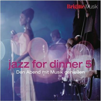 Brigitte - Jazz For Dinner - Vol. 5 (2 CDs)
