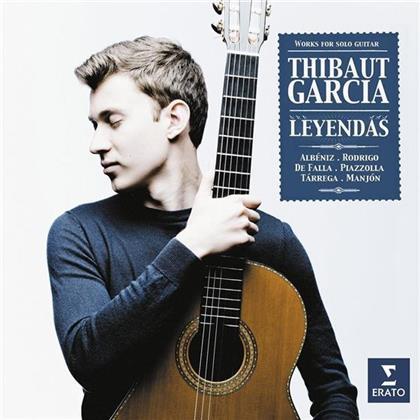 Isaac Albéniz (1860-1909), Joaquin Rodrigo (1901-1999), Manuel de Falla (1876-1946), Astor Piazzolla (1921-1992), Francisco Tarrega, … - Leyendas Works For Solo Guitar