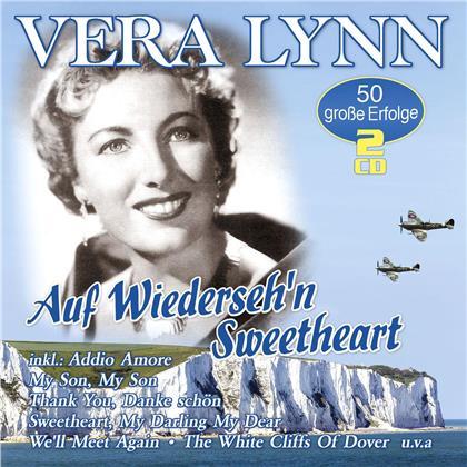 Vera Lynn - Auf Wiederseh'n Sweetheart - 2016 Version (2 CDs)