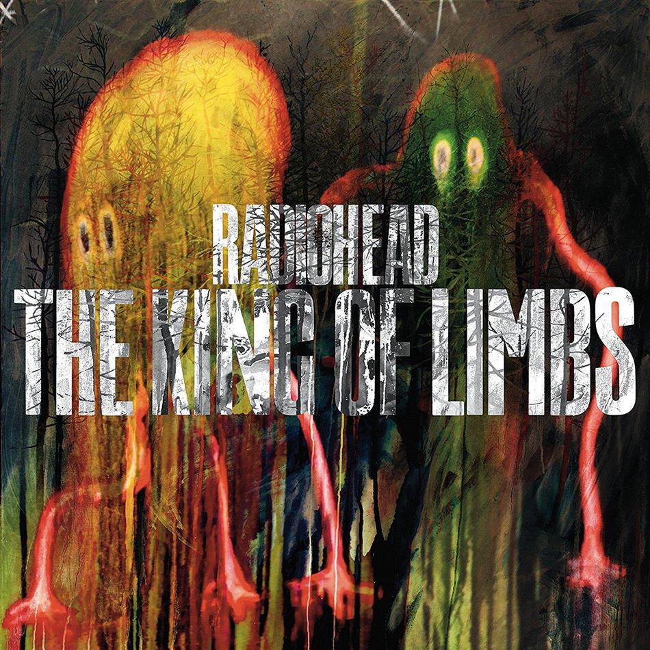 Radiohead - King Of Limbs (XL Recordings, 2017 Reissue, LP)