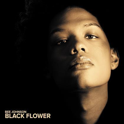 Bee Johnson - Black Flower
