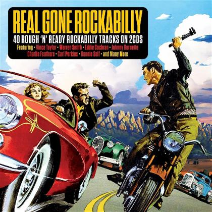 Real Gone Rockabilly (2 CDs)