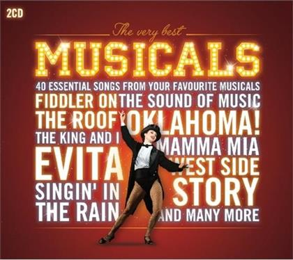 Very Best Musicals - Various - My Kind Of Music (2 CD)