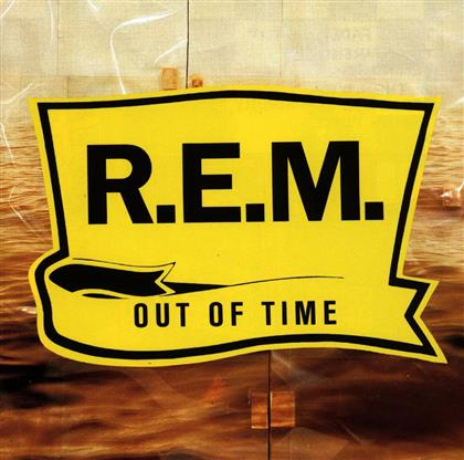 R.E.M. - Out Of Time (25th Anniversary Deluxe Edition, Remastered, 3 LPs + Digital Copy)