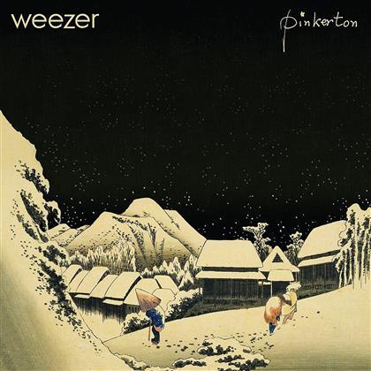 Weezer - Pinkerton - 2016 Reissue (LP + Digital Copy)