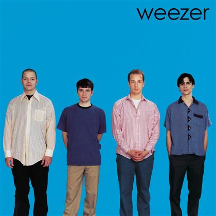 Weezer - --- (Blue Album) - 2016 Reissue (LP + Digital Copy)