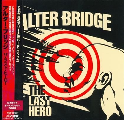 Alter Bridge - The Last Hero - + Bonustrack (Japan Edition)