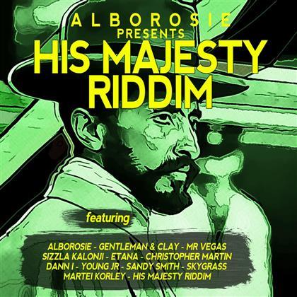 Alborosie - His Majesty Riddim (LP)