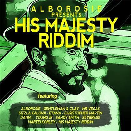 Alborosie - His Majesty Riddim