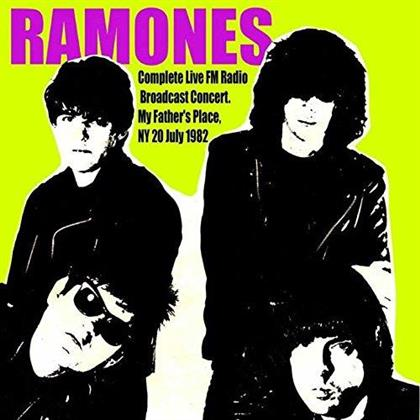 Ramones - My Father's Place, NY 1982 (2 CDs)