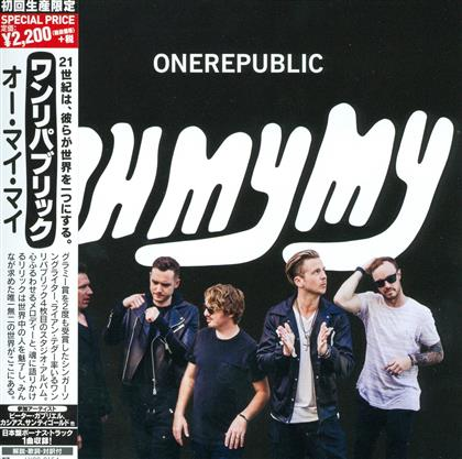 OneRepublic - Oh My My (Limited Edition)