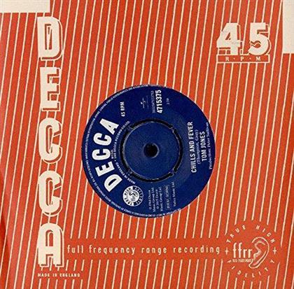 """Tom Jones - Chills & Fever - 7 Inch (7"""" Single)"""