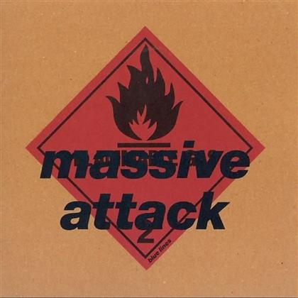 Massive Attack - Blue Lines - 2016 Reissue (LP + Digital Copy)