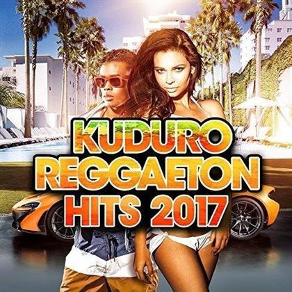 Kuduro Reggaeton Hits 2017 - Various (4 CDs)