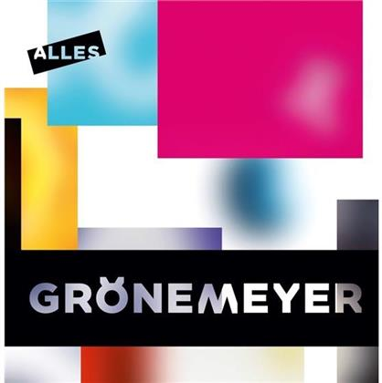 Herbert Grönemeyer - Alles (23 CDs + Buch)