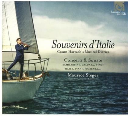 Maurice Steger - Souvenirs D'italie