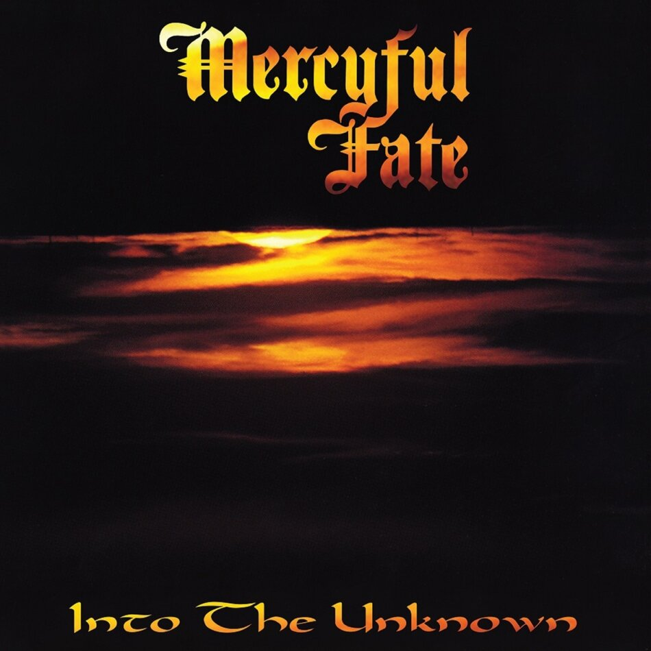 Mercyful Fate - Into The Unknown (LP)