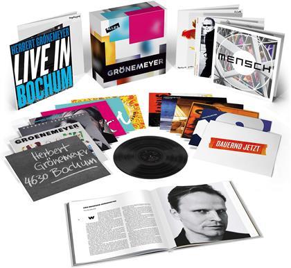 Herbert Grönemeyer - Alles (Super Deluxe Edition, 25 LPs)