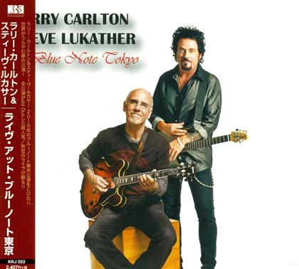 Larry Carlton & Steve Lukather (Toto) - At Blue Note Tokyo