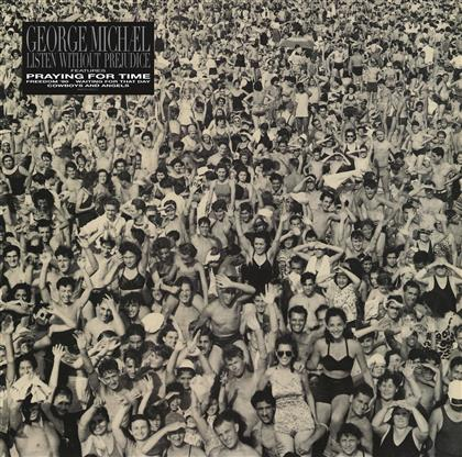 George Michael - Listen Without Prejudice (Remastered, LP + Digital Copy)