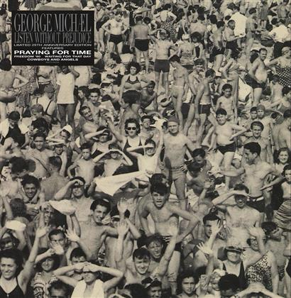 George Michael - Listen Without Prejudice 25 (3 CDs + DVD)