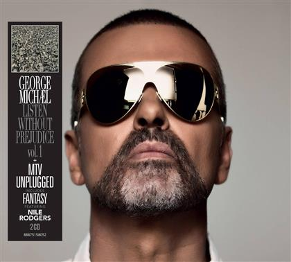 George Michael - Listen Without Prejudice 25/MTV Unplugged (2 CDs)