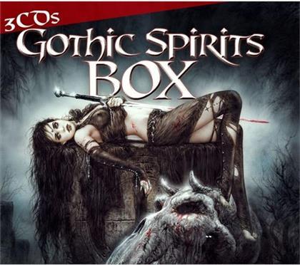 Gothic Spirits Box - Various - 2016 (3 CDs)