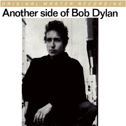 Bob Dylan - Another Side Of - Mobile Fidelity, Limited Numbered Mono Edition (Hybrid SACD)