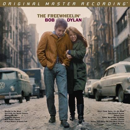 Bob Dylan - Freewheelin' - Mobile Fidelity, Limited Numbered Mono Edition (Hybrid SACD)