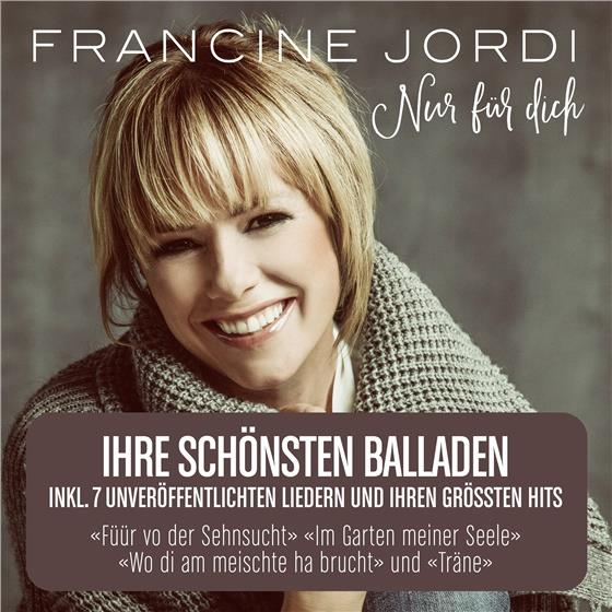 Francine Jordi - Nur Für Dich