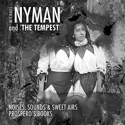 Michael Nyman (*1944 -) - And The Tempest - OST (2 CDs)