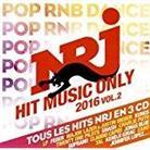 Nrj Hit Music Only - Various 2016 - Vol. 2 (3 CDs)