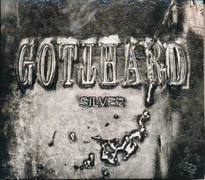 Gotthard - Silver - Deluxe Digipack
