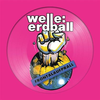 Welle Erdball - Frontalaufprall/Alles Ist Möglich - Picture Disc (Colored, 2 LPs)