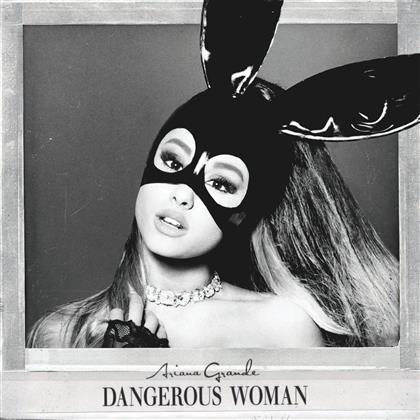 Ariana Grande - Dangerous Woman - Gatefold (2 LPs)