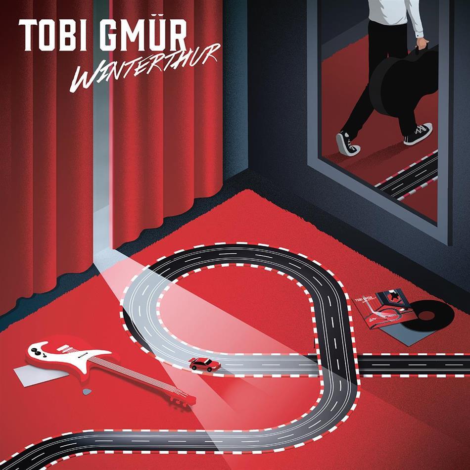 Tobi Gmür (Mothers Pride) - Winterthur (LP)