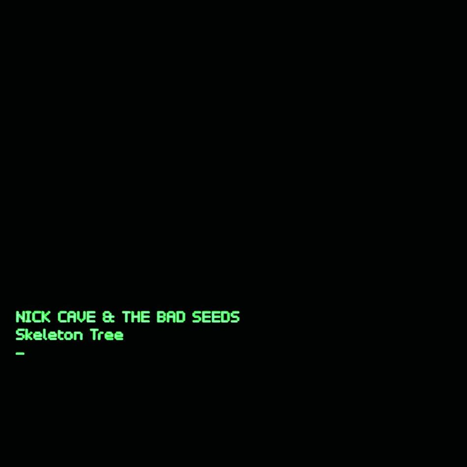 Nick Cave & The Bad Seeds - Skeleton Tree - Jewelcase