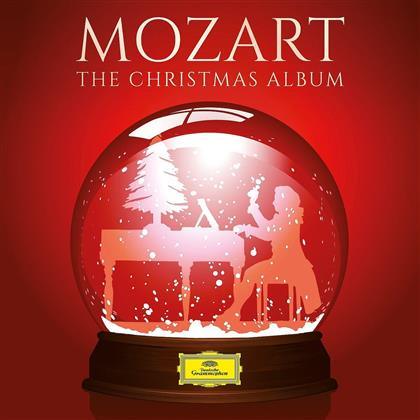 Wolfgang Amadeus Mozart (1756-1791) & Leopold Mozart (1719-1787) - Mozart - The Christmas Album