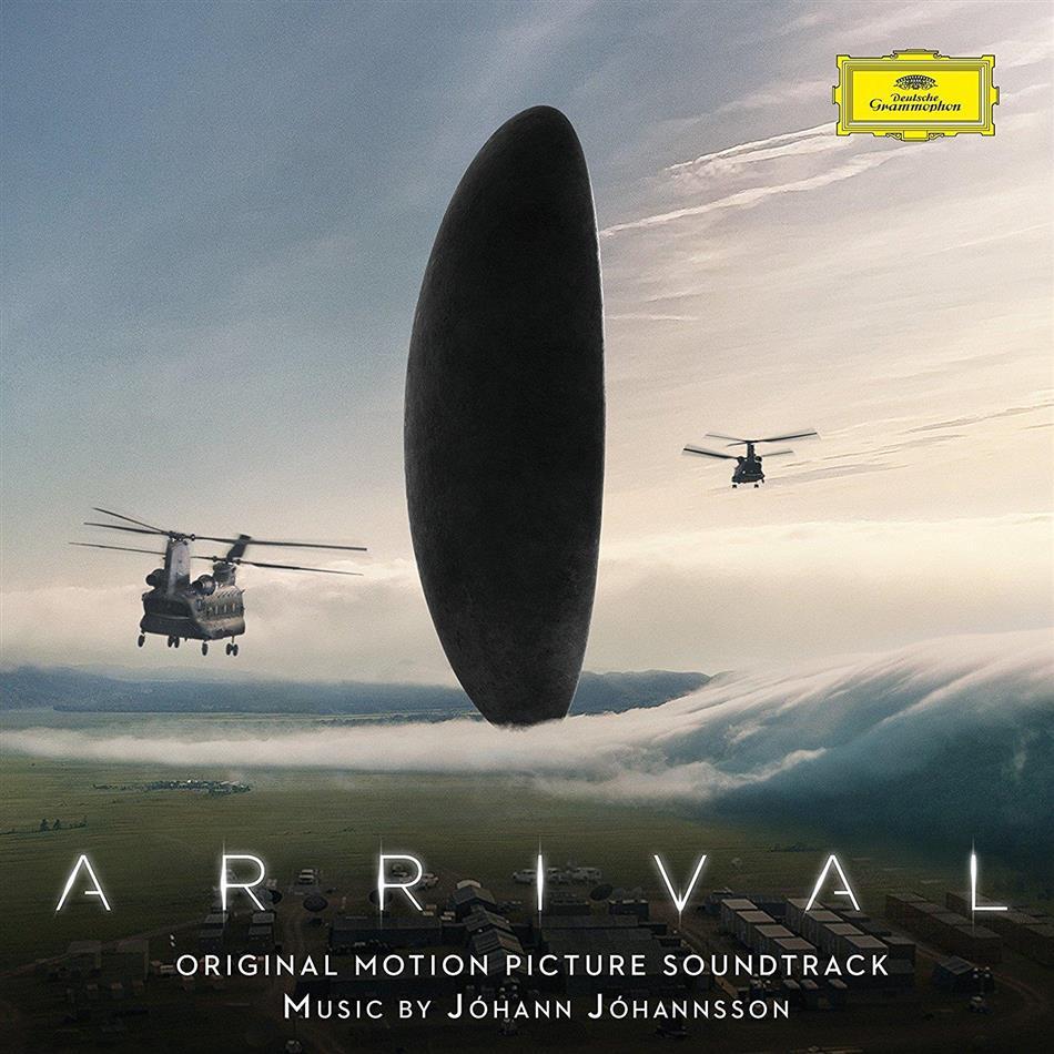 Jóhann Jóhannsson - Arrival - OST