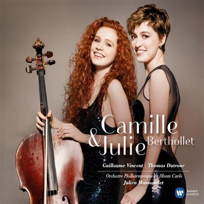 Camille Berthollet, Julie Berthollet, Jenkins, Niccolo Paganini (1782-1840) & + - Camille & Julie Berthollet