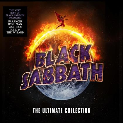 Black Sabbath - The Ultimate Collection (4 LPs)