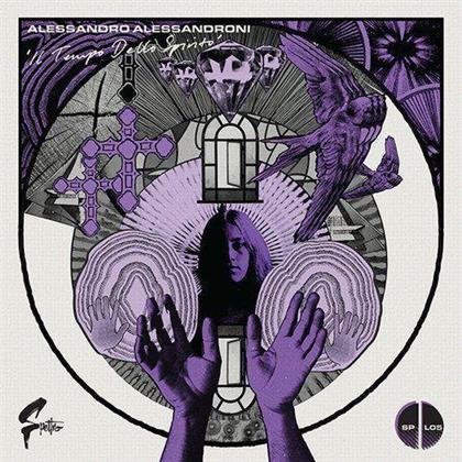 Alessandro Alessandroni - Il Tempo Dello Spirito (Reissue, Limited Edition, LP)