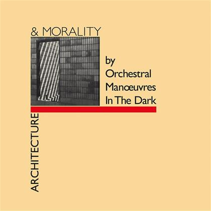 Orchestral Manoeuvres In The Dark (OMD) - Architecture & Morality - 2016 Reissue (LP)