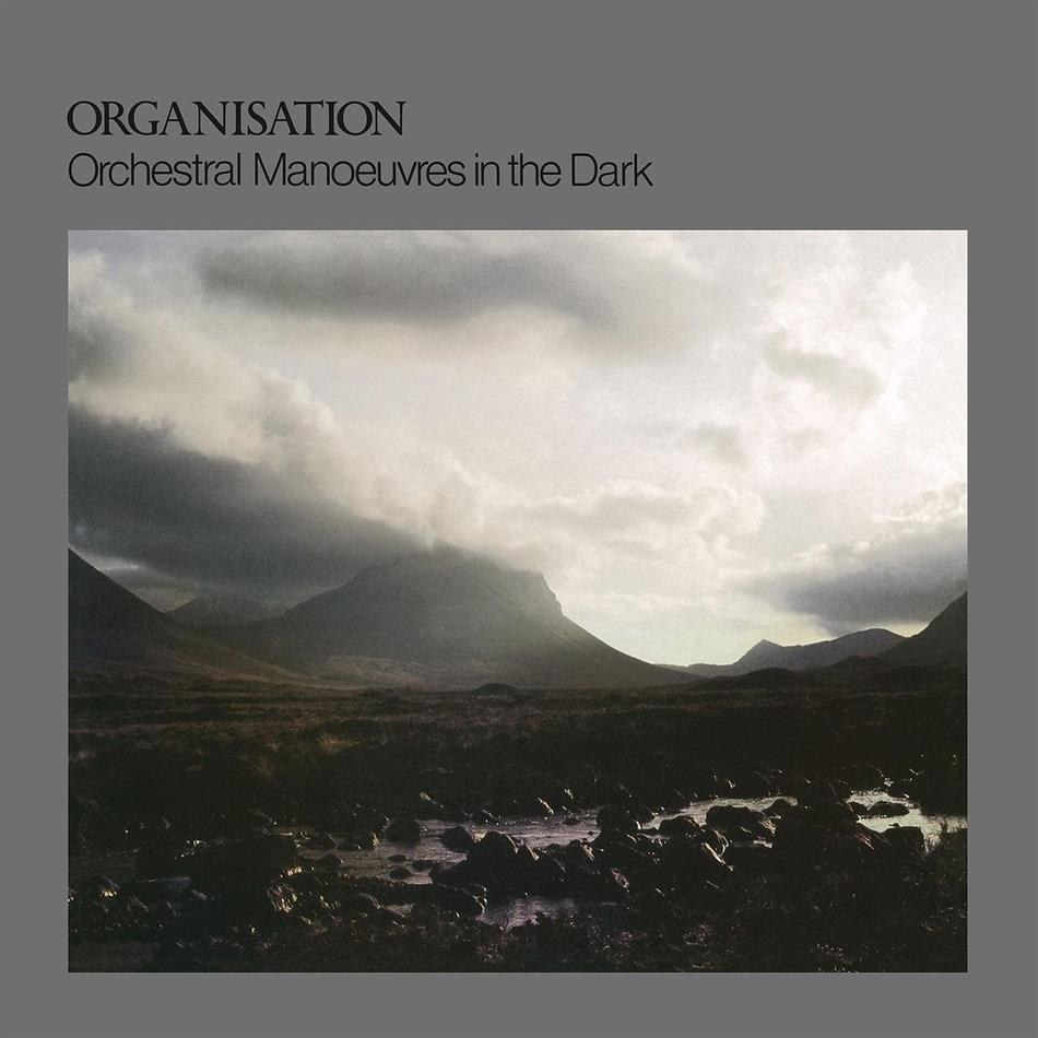 Orchestral Manoeuvres In The Dark (OMD) - Organisation (Reissue, LP)