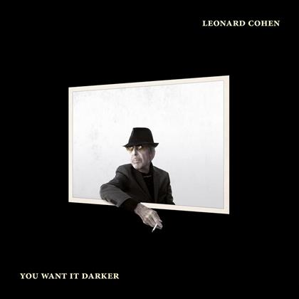 Leonard Cohen - You Want It Darker (LP)