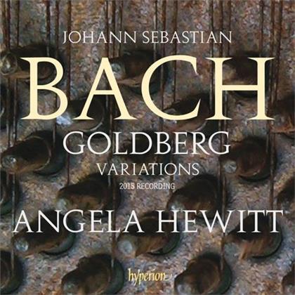 Angela Hewitt & Johann Sebastian Bach (1685-1750) - Goldberg Variations